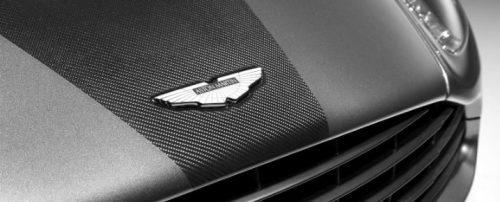 Aston Martin Logo bonnet
